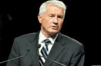 Генсек Совета Европы откровенно поговорит с Грищенко о Тимошенко