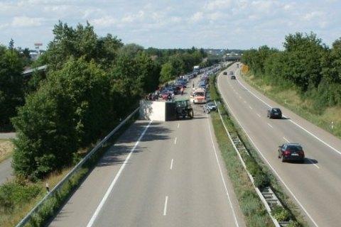 УПольщі сталася ДТП заучастю громадян України, постраждали 16 осіб