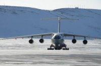 Українські льотчики повернулися з Гренландії