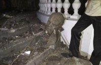 В Николаеве повалили очередной памятник Ленину