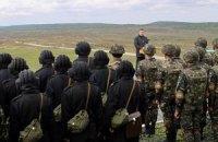 Янукович отменил срочную службу в армии