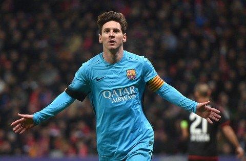 Ліонель Мессі отримав «Золотий м'яч» якнайкращий футболіст світу 2015 року