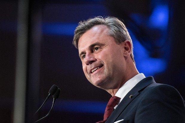 Сегодня вАвстрии проходит 2-ой тур президентских выборов