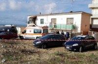 Украинец в Италии зарубил жену и дочь