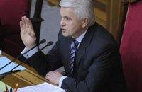 Литвин: людям глубоко плевать, будут выборы в 2011 или нет