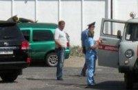 Добкин попал в аварию(ФОТО+ВИДЕО)