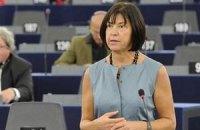 Евродепутат Хармс назвала политическим дело Власенко