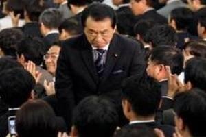 Уряд Японії закликає прем'єра задуматися про перезапуск реакторів