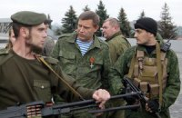 Россия укрепляет ударные группировки боевиков на Донбассе