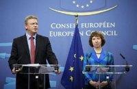 Эштон и Фюле сделают совместное заявление относительно решения ЕСПЧ по делу Тимошенко