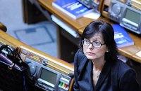 Министры, удержавшиеся в правительстве, грамотно выполняют намеченный курс реформ, – Горина