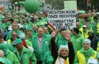 В Бельгии проходит всеобщая забастовка