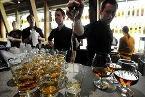 Россия обнаружила опасные вещества в американском виски