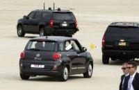 Черный Fiat  Папы Римского продан на аукционе за $300 тысяч