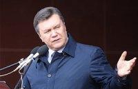 Янукович едет в Сумы посмотреть на детский футбол