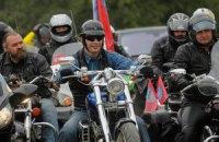 Кличко отпраздновал День Независимости с байкерами