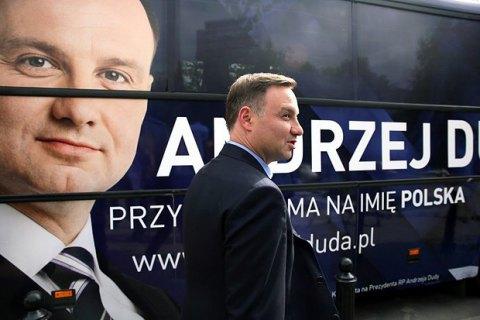 Польша не хочет быть буферной зоной НАТО, - Дуда