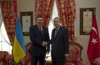 Украина и Турция договорились о сотрудничестве до 2016 года