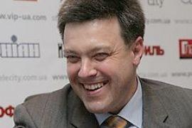 Тягнибок получил удостоверение кандидата в президенты