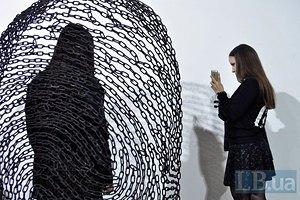 В Киеве стартовал 7-й Большой скульптурный салон