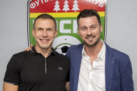 Милевский подписал договор склубом изПервой лиги РФ