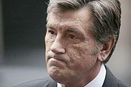 Ющенко не пускают в президенты через суды