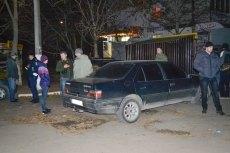 В Николаеве под избирательным участком стреляли в активистов