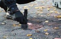 БПП считает запугиванием взрыв гранаты в криворожском штабе