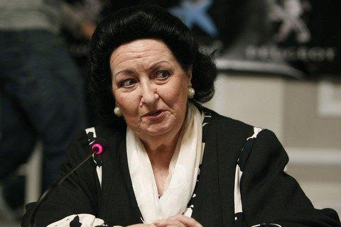 Монсеррат Кабальє отримала термін за махінації з податками