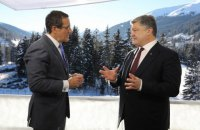 Порошенко назвал Путина и Асада безответственными лидерами