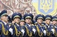 Тимошенко выделила 15 миллионов на парад ко Дню независимости