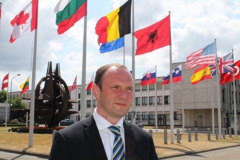 Украина рассчитывает на комплексный пакет помощи от НАТО