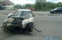 На трасі Київ-Чоп у страшну аварію потрапила машина з маленькою дитиною