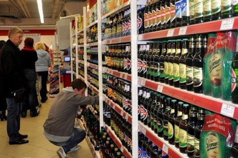 Рада захмарно підвищила акцизи наалкоголь і цигарки