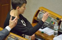 Savchenko says her life at risk