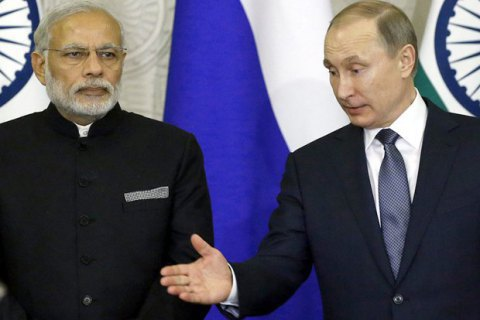 How Russia is losing India