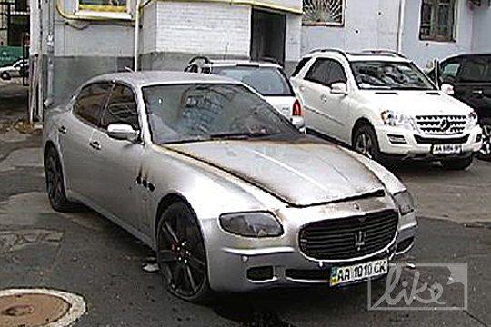 Автомобиль Милевского
