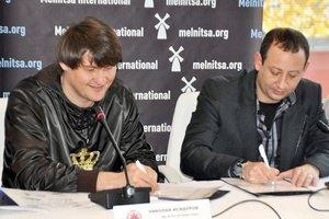 RHCP подписали контракт о выступлении в Киеве
