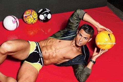 Роналду запретили летать к бойфренду в Марокко