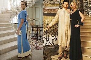 Камалия сравнила себя с первой леди Украины