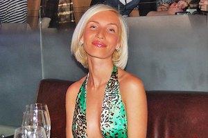 Саакашвили завел любовницу-украинку