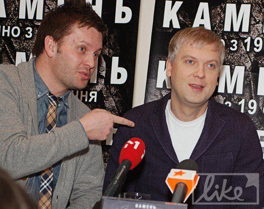 Андрей Алферов и Сергей Светлаков