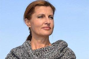 Первая леди Украины посетила зону АТО