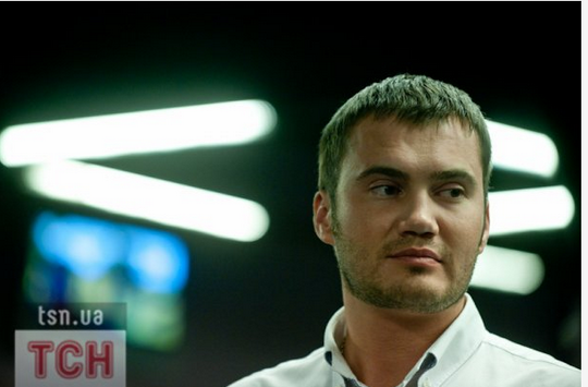Сын Президента Украины покатал шары