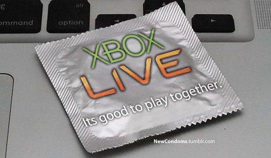 xbox live. Хорошо играть вместе.
