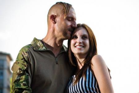 Козак Гаврилюк женился
