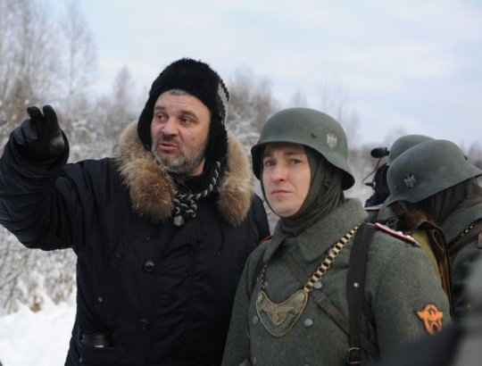Сергей Безруков в новом образе
