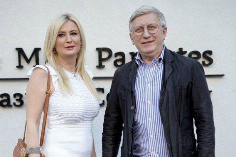 Владимир Горянский женился на блондинке-рестораторе