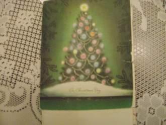 Экер хэнкс отправил эту открытку своему другу в 1950 году