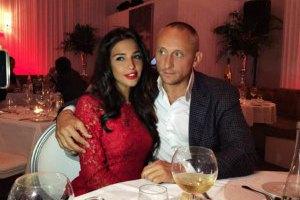 Димопулос показала нового мужа